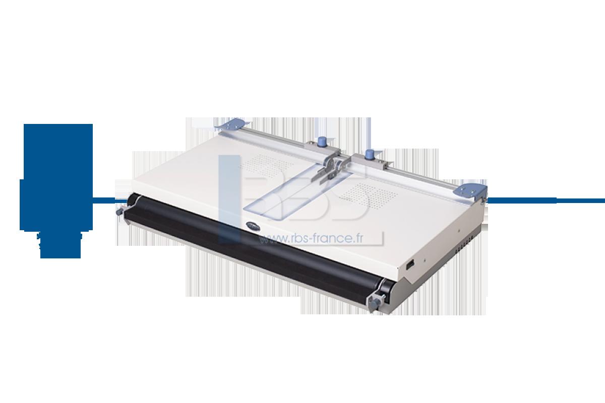 couvertures de reliure thermique casematic h32pro