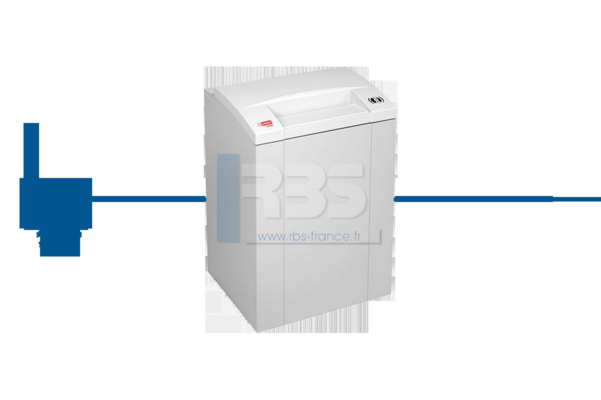 destructeur de documents centralisé intimus 175