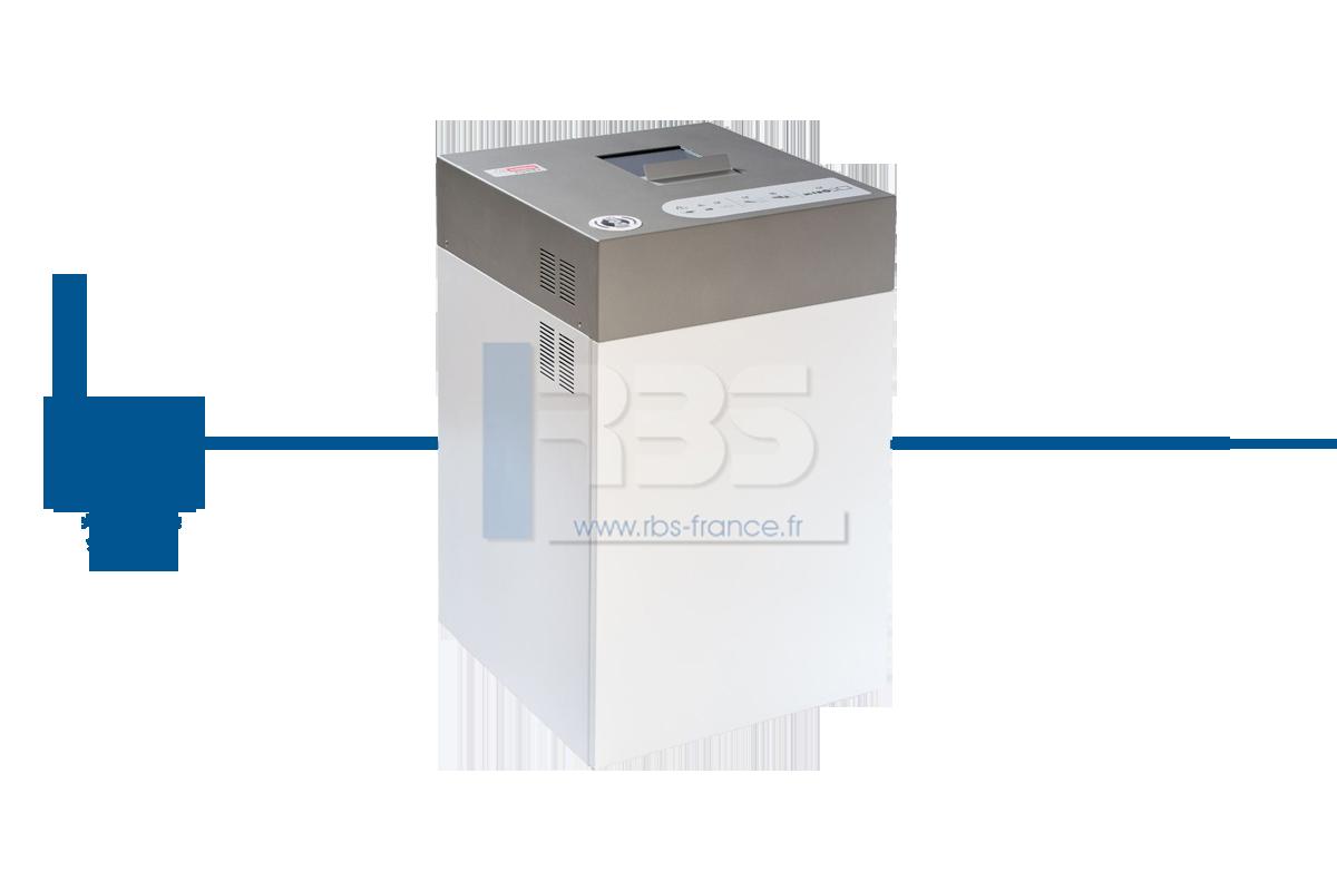 destructeur de support numérique disque dur, disque SSD, clé USB intimus flash EX