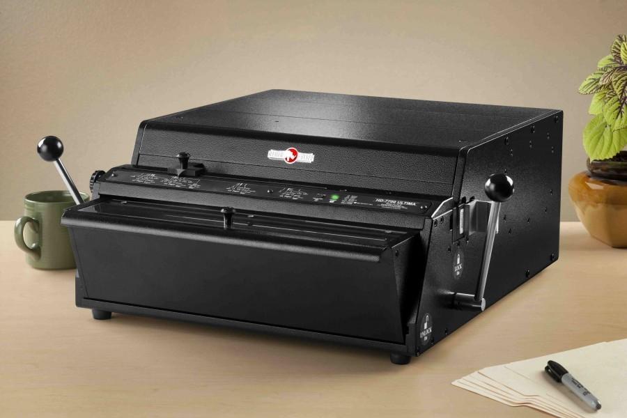 perforateur papier pour relieuse Rhin-O-Tuff ONYX HD7700 ultima