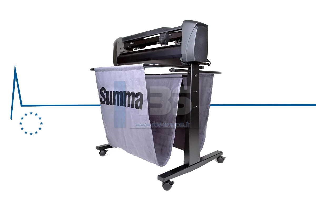 plotter de decoupe de forme summa d60r