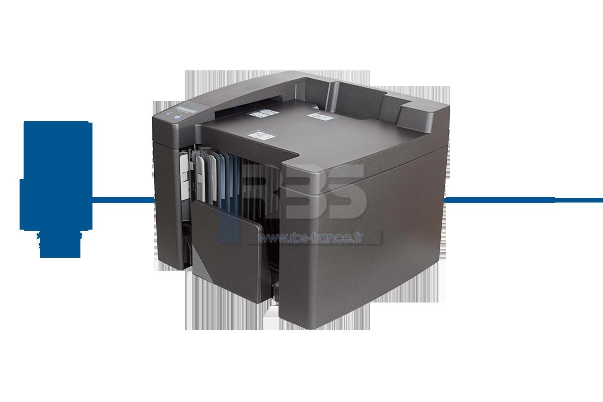 reliure thermique par couvertures pré-encollées bindomatic accel cube