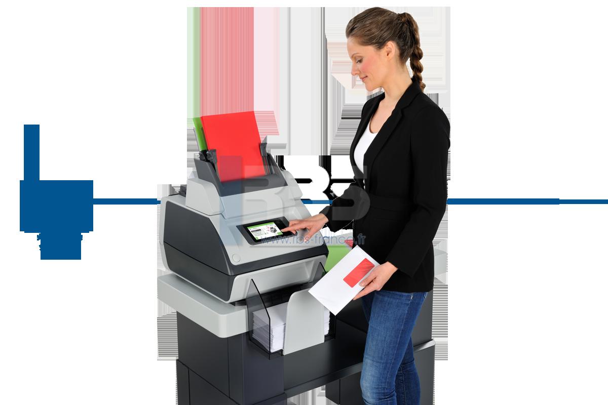 traitement automatique du courrier et mise sous pli avec RBS Strasbourg